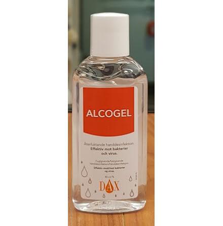 Dax Alcogel 85% 75ml