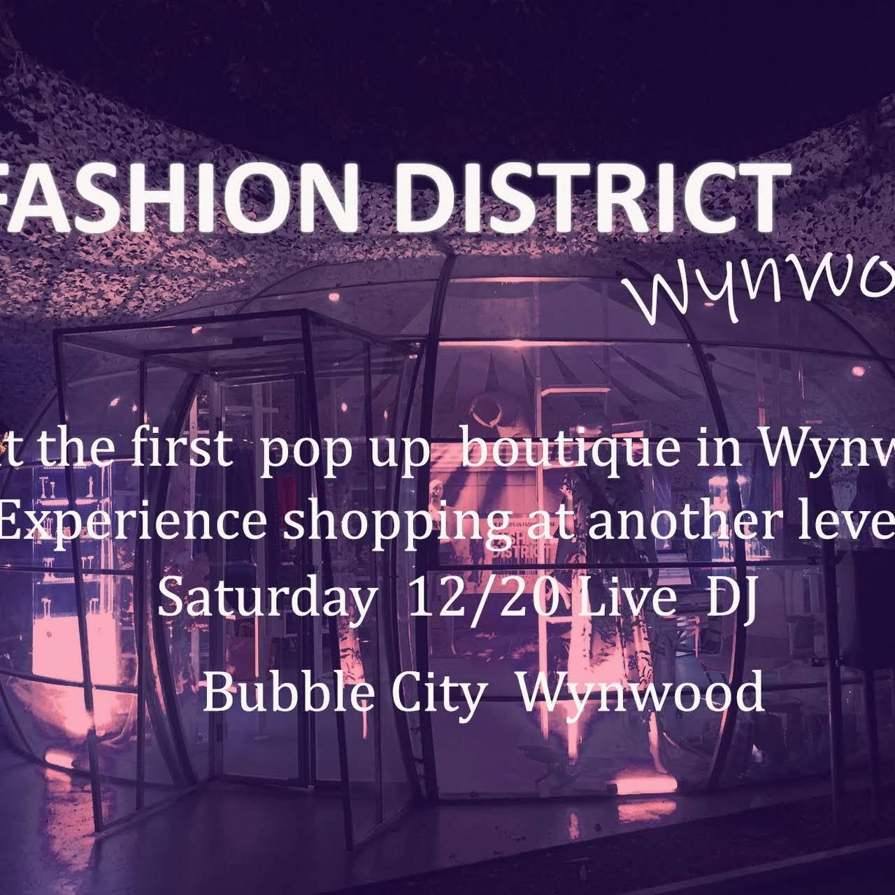 Fashion District Wynwood - Outlet Boutique in Wynwood - Miami
