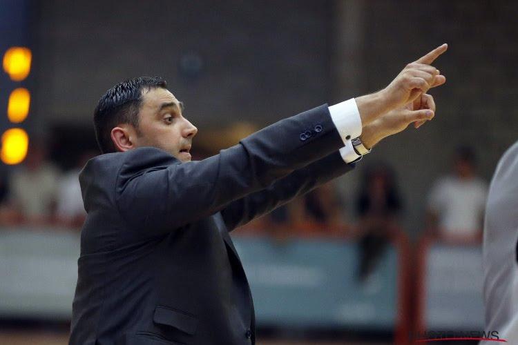 """Bondscoach Dario Gjergja heel blij met EK-kwalificatie: """"Heel belangrijk voor Belgisch basketbal"""""""