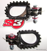 Photo: S3 Hardrock Footpegs