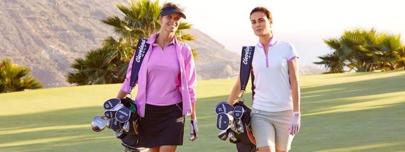 Golfkläder Dam