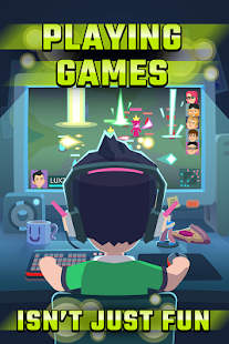 Game League of Gamers - Be an E-Sports Legend! APK for Windows Phone