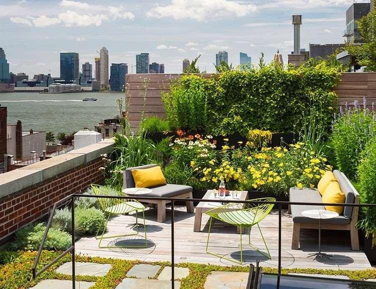 """Résultat de recherche d'images pour """"jardin de toit"""""""