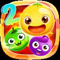 Sugar Splash - Candy Garden 2 icon