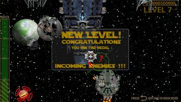Screenshot of StarKids : Star Wars Arcade