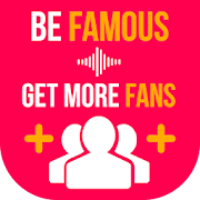 Famous on musically - Heart Fans Booster Simulator