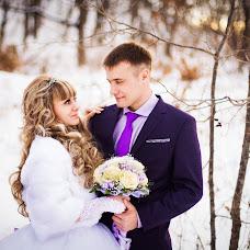 Wedding photographer Nikita Okhakhlin (kot94). Photo of 30.12.2016