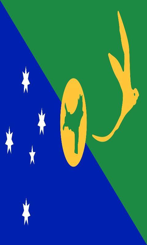 Christmas Island Flag - Android Apps on Google Play