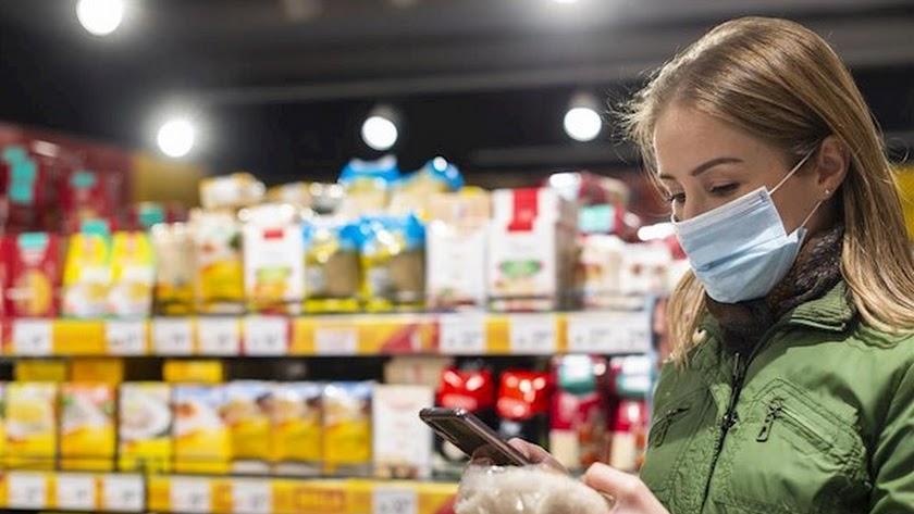 Las compras cambiarán como consecuencia de la crisis sanitaria.