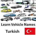 Aprenda vehículos en turco icon