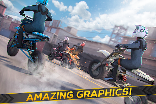 Real Motor Bike Racing - screenshot