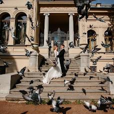 Wedding photographer Andrey Vasiliskov (dron285). Photo of 02.04.2018