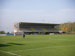 Photo: Stade Robert Urbain, Boussu-Dour