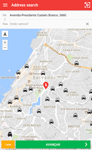 Tele Táxi Salvador - náhled