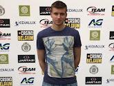 Nikola Jambor a signé à Lokeren