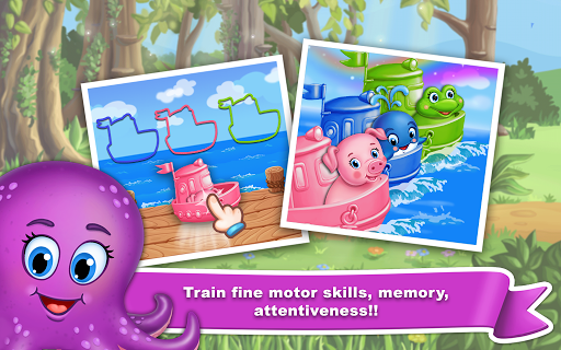 Learning Colors for Kids: Toddler Educational Game  screenshots 4