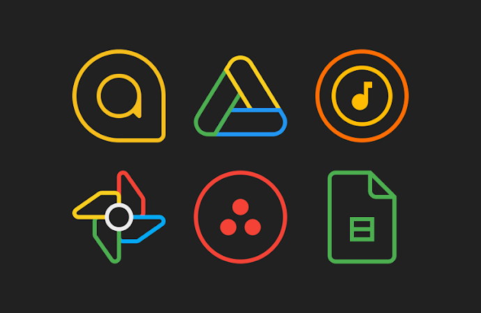 TwoPixel – Icon Pack v4.3