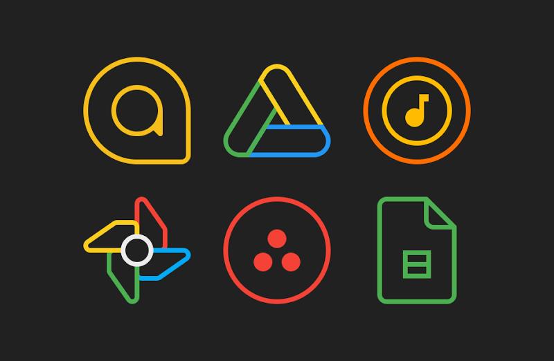 TwoPixel - Icon Pack Screenshot