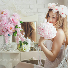 Wedding photographer Larisa Moshkina (saflora). Photo of 23.07.2015