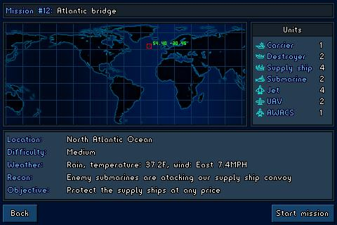 Скриншот NavyStrat