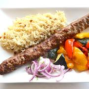 Beef & Pork Lula Kebab Meal