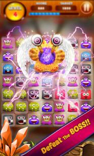 Fluffy Monster screenshot