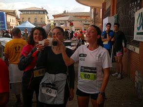 Photo: les filles après la course (sans commentaire