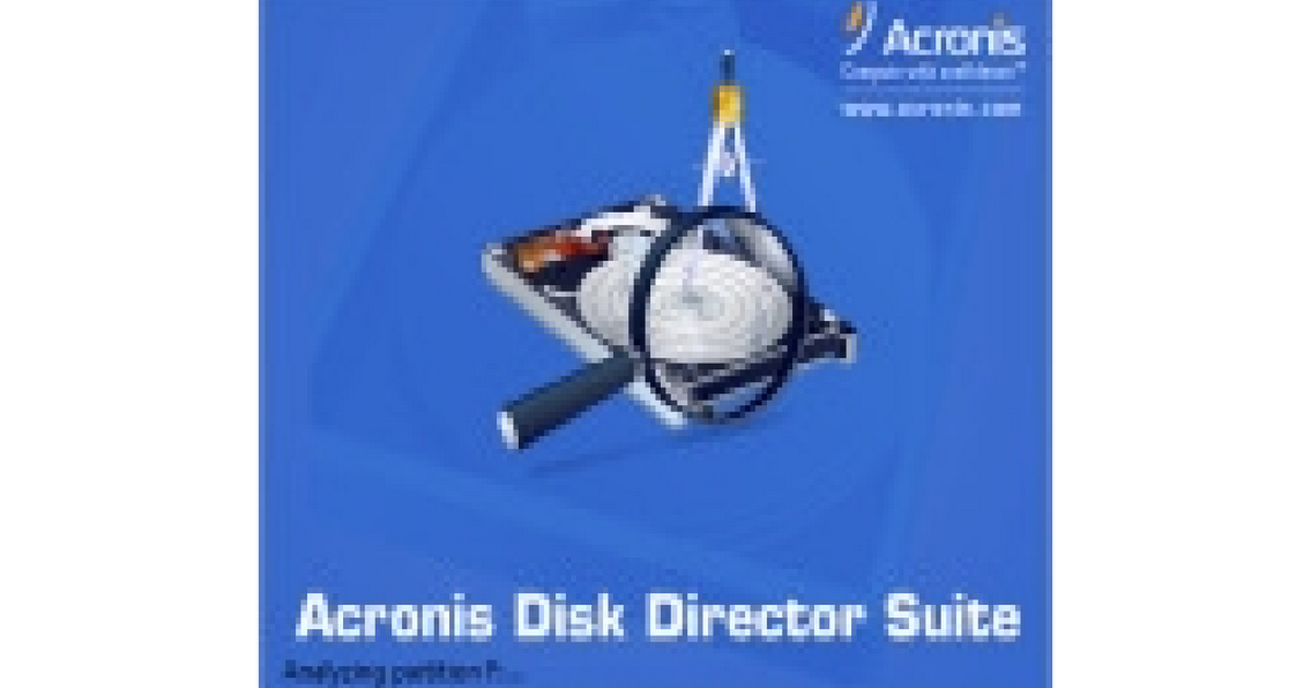 acronis disk director suite portable torrent