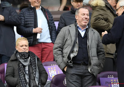 Blijft Vanhaezebrouck ook volgend seizoen coach van paars-wit? Luc Devroe geeft uitsluitsel