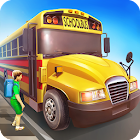 School Bus Game Pro icon