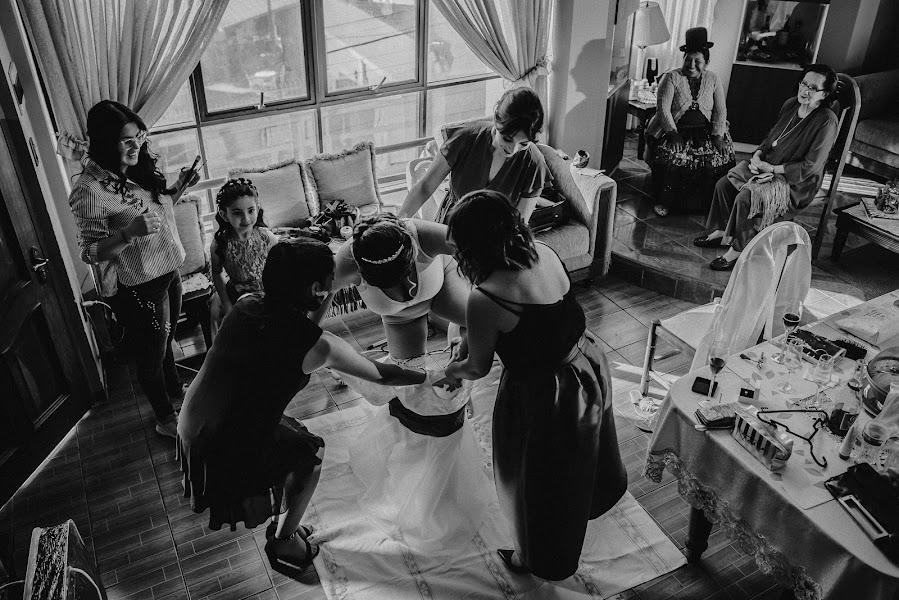 Wedding photographer Valery Garnica (focusmilebodas2). Photo of 26.12.2019