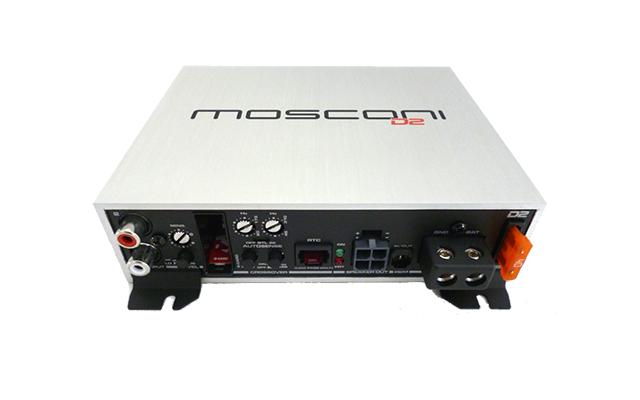 Amplificador monofónico Mosconi D2 clase D