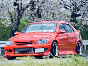 アルテッツァ SXE10 RS200  SXE10改  12年のカスタム事例画像 マルちゃんさんの2020年04月05日13:39の投稿