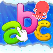 abc Alphabet Drawing Kids Game