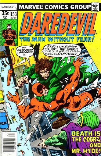 BHOC: DAREDEVIL #153