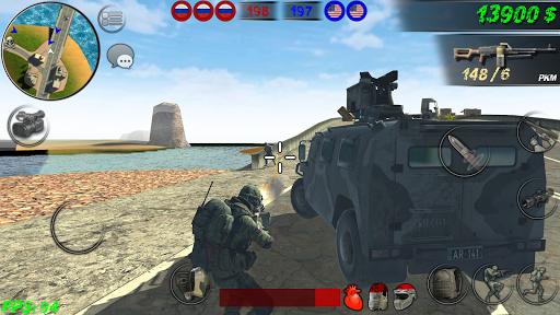 Land Of War screenshot 5