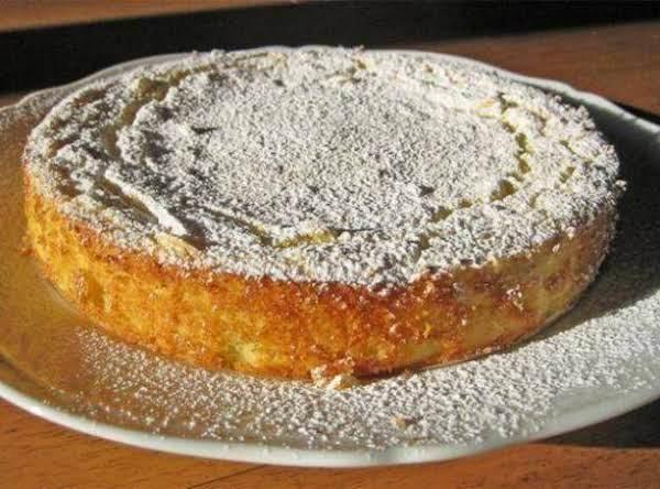 Italian Farina Cake  ( Migliacce)