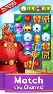 Charm King MOD Apk 8.6.0 (Unlimited Golds/Lives) 1