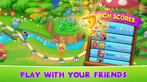 Solitaire TriPeaks Adventure - Free Card Game 2.2.7 screenshots 4