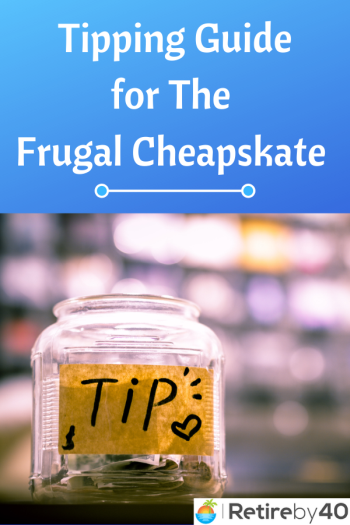 Tipping Guide for The Frugal Cheapskate