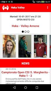 Haka Volley - náhled