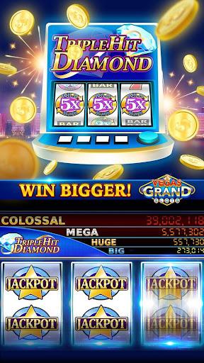 Vegas Grand Slots: FREE Casino 1.1.0 Mod screenshots 5
