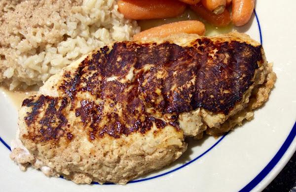 Grilled Tandoori Chicken Recipe