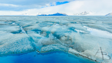 Photo: Blue Icefield