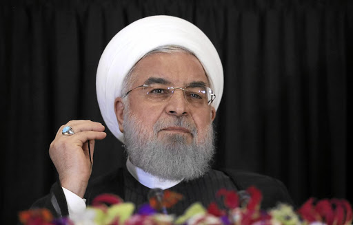 Paris insists Iranian hardliners wanted to carry out the bomb attack to undermine President Hassan Rouhani. Picture: REUTERS