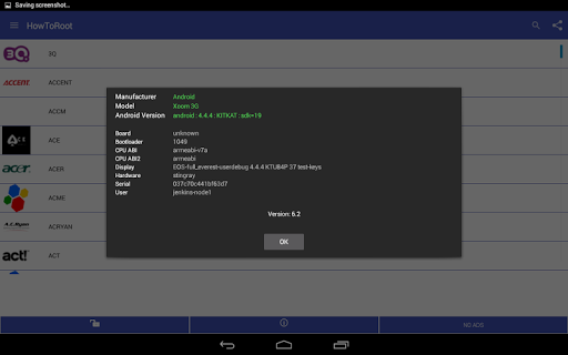 Root Android all devices apk screenshot 13