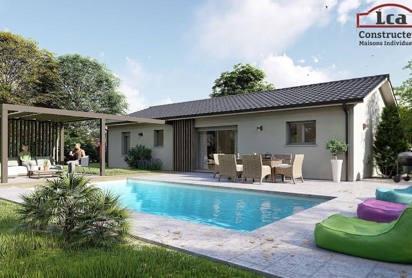 Vente Terrain + Maison - Terrain : 600m² - Maison : 69m² à Roquefort (40120)