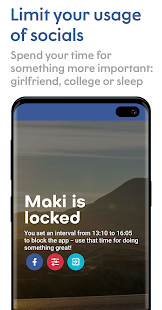 Maki Plus: Facebook and Messenger in a single app Screenshot