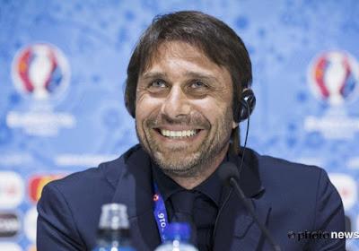 "Conte: ""Il y aura un peu de turnover au prochain match"""