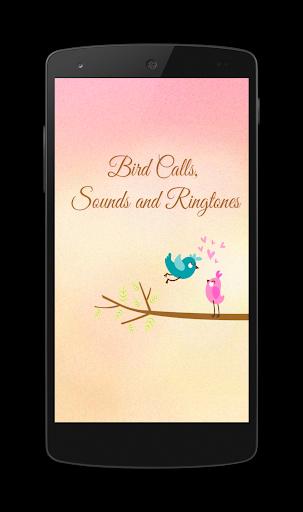 Bird Calls Sounds RingTones